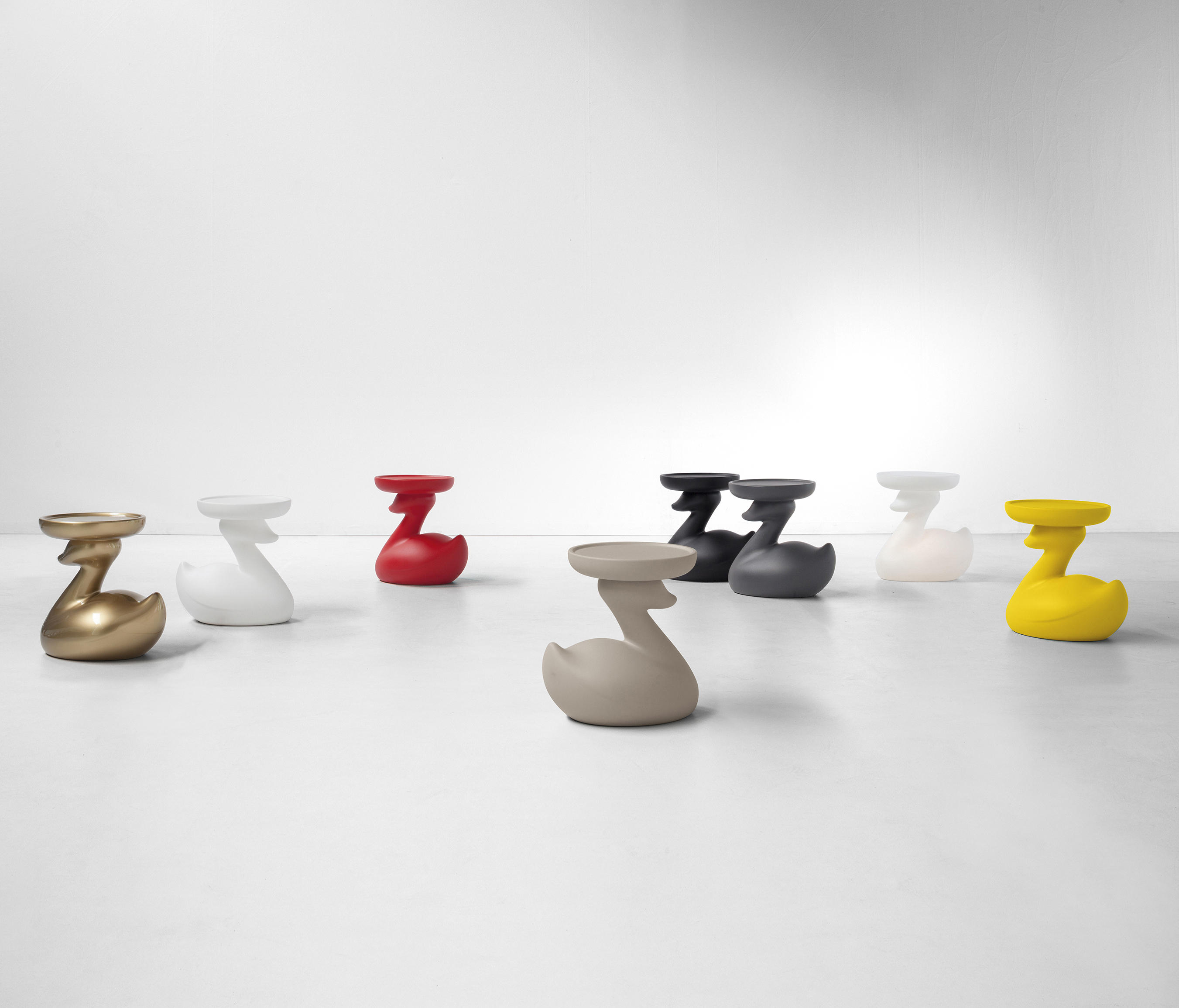 Theduck Coffee Table by Alessandro Busana for Bonaldo