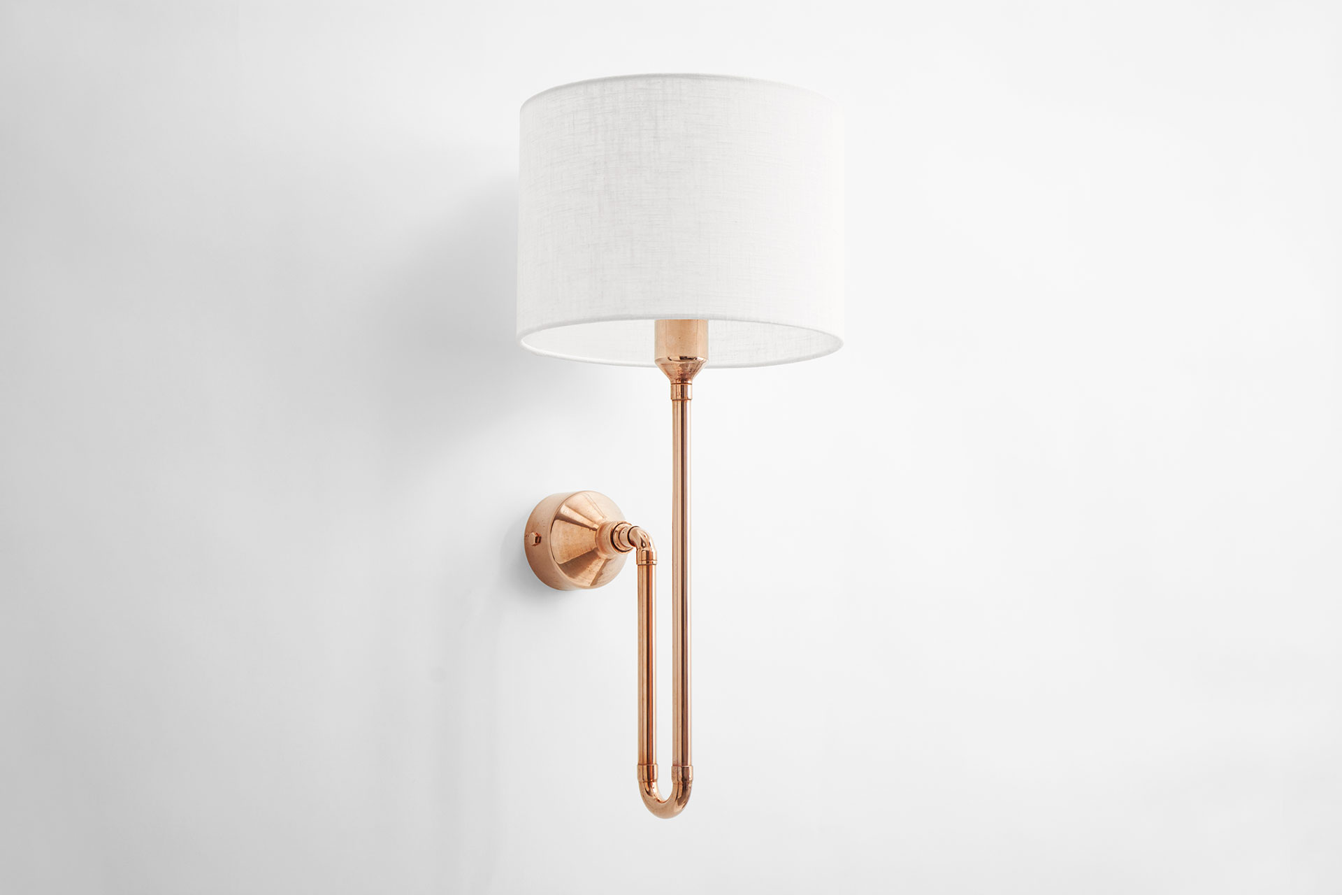 Zapalgo Arco.S Copper Wall Lamp