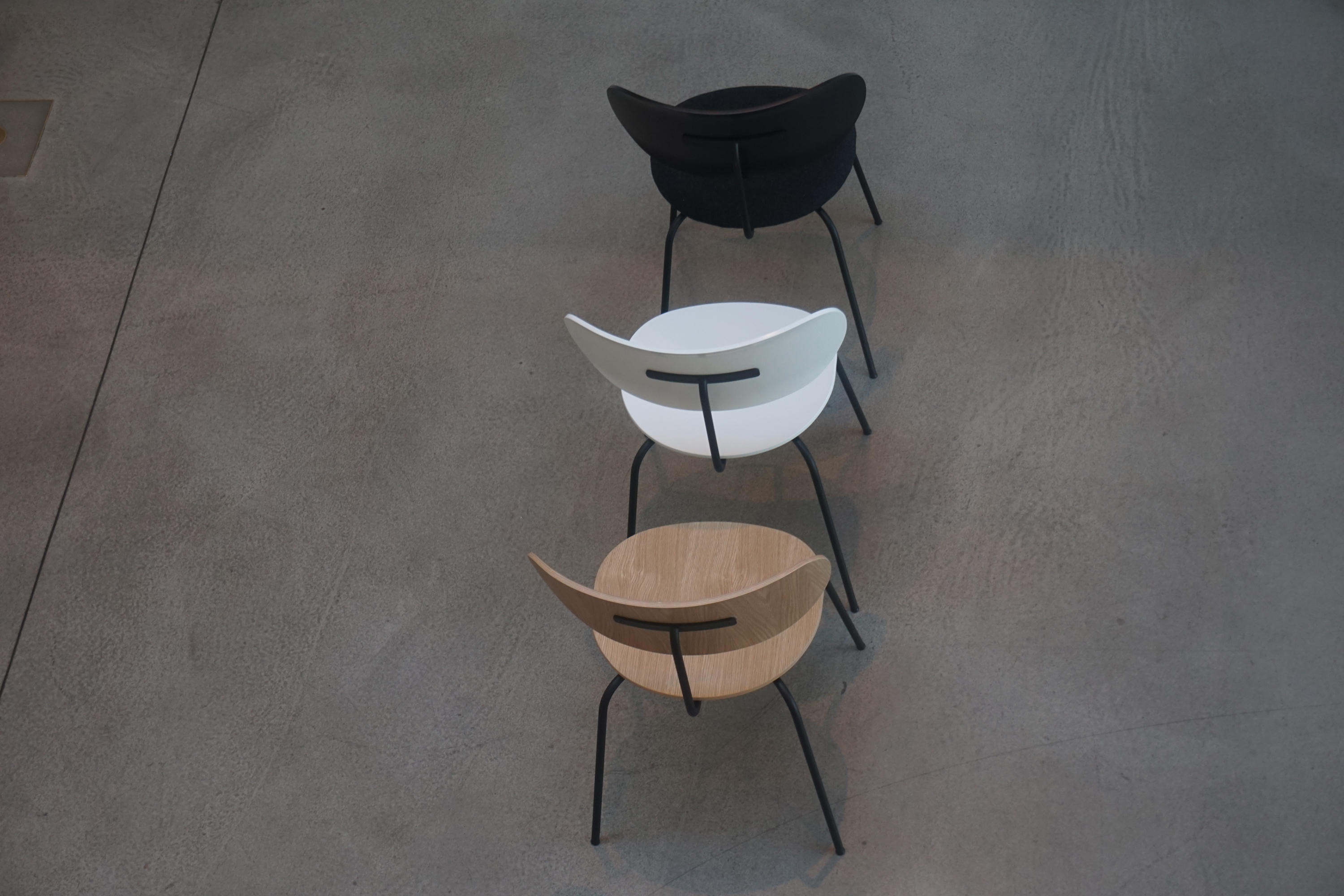 Alternative Dining Chair by Wehlers