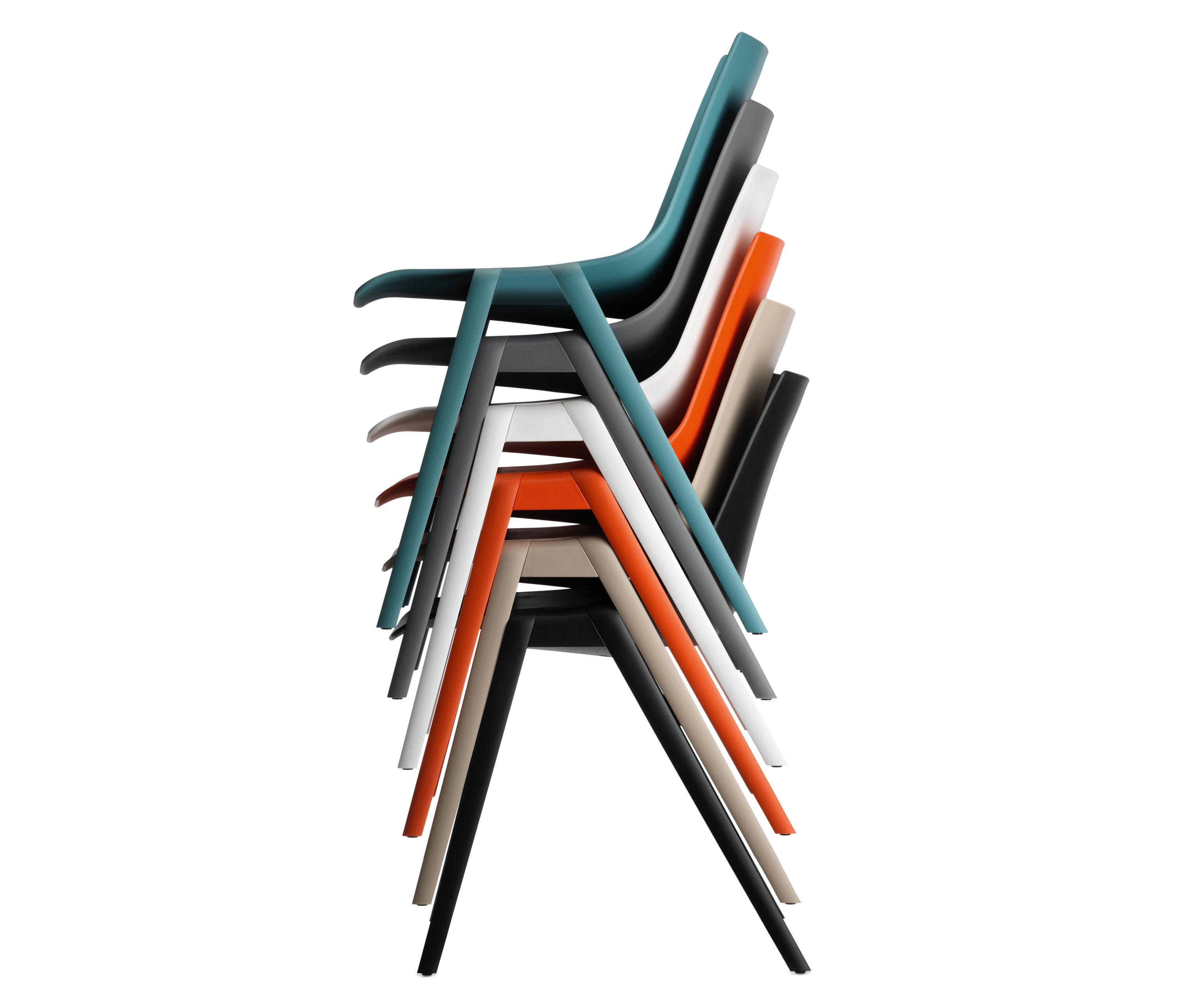 Aula Armchair by Wolfgang C. R. Mezger for Wilkhahn