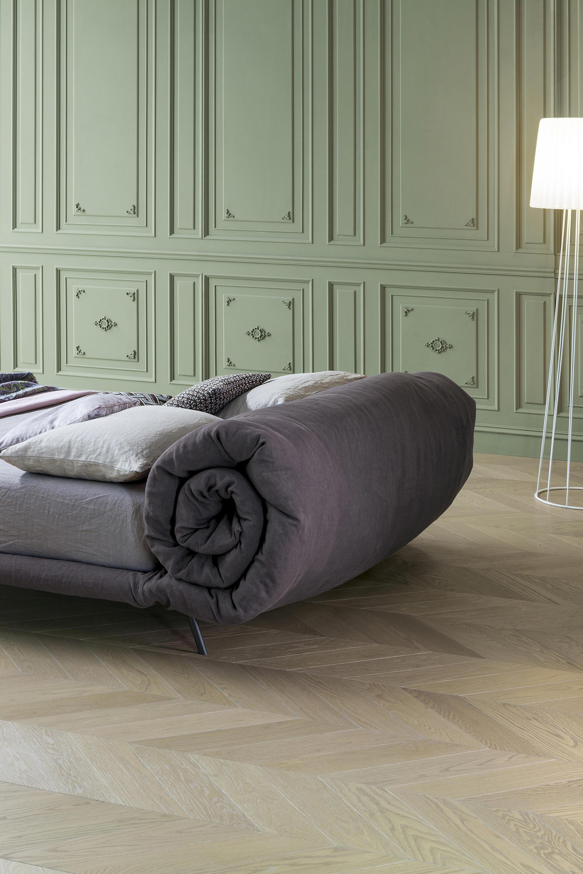 Blanket Bed by Alessandro Busana for Bonaldo