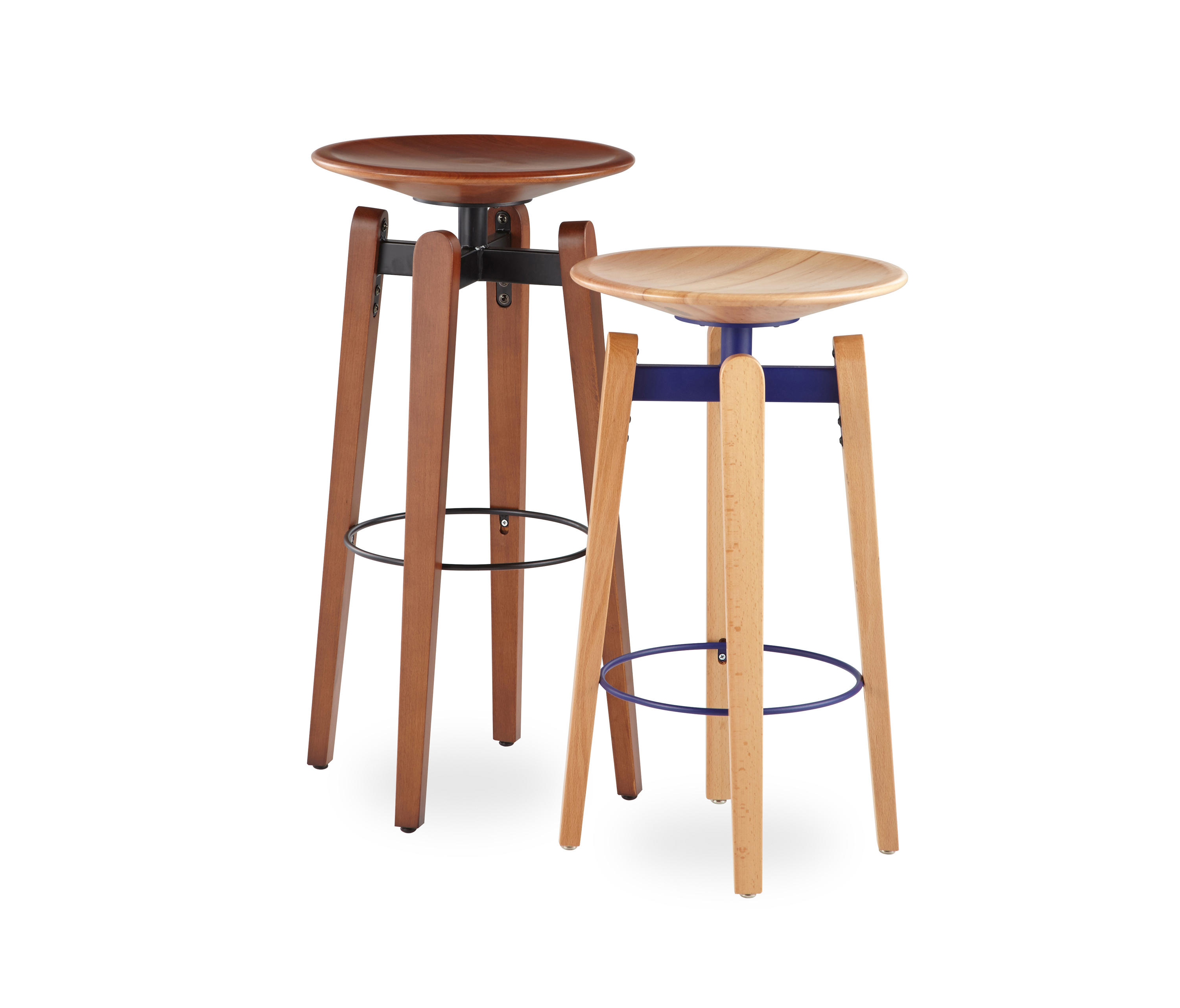 Bow Barstools by B&T Design