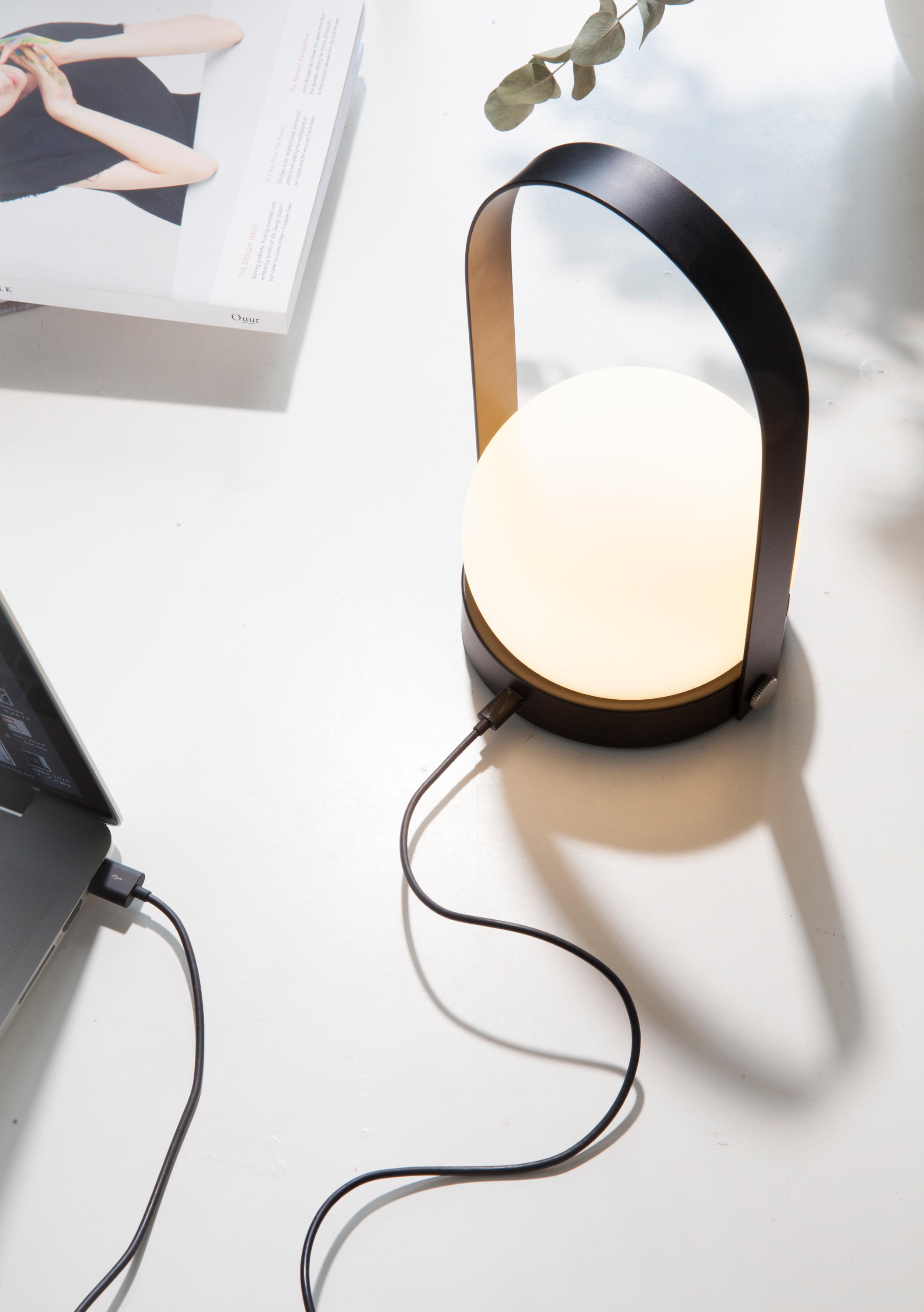 Carrie LED Lamp by Norm Architects for Menu