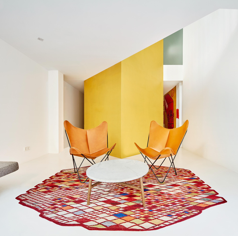 Duplex Tibbaut Apartments in Barcelona, Spain by Raúl Sánchez Architects