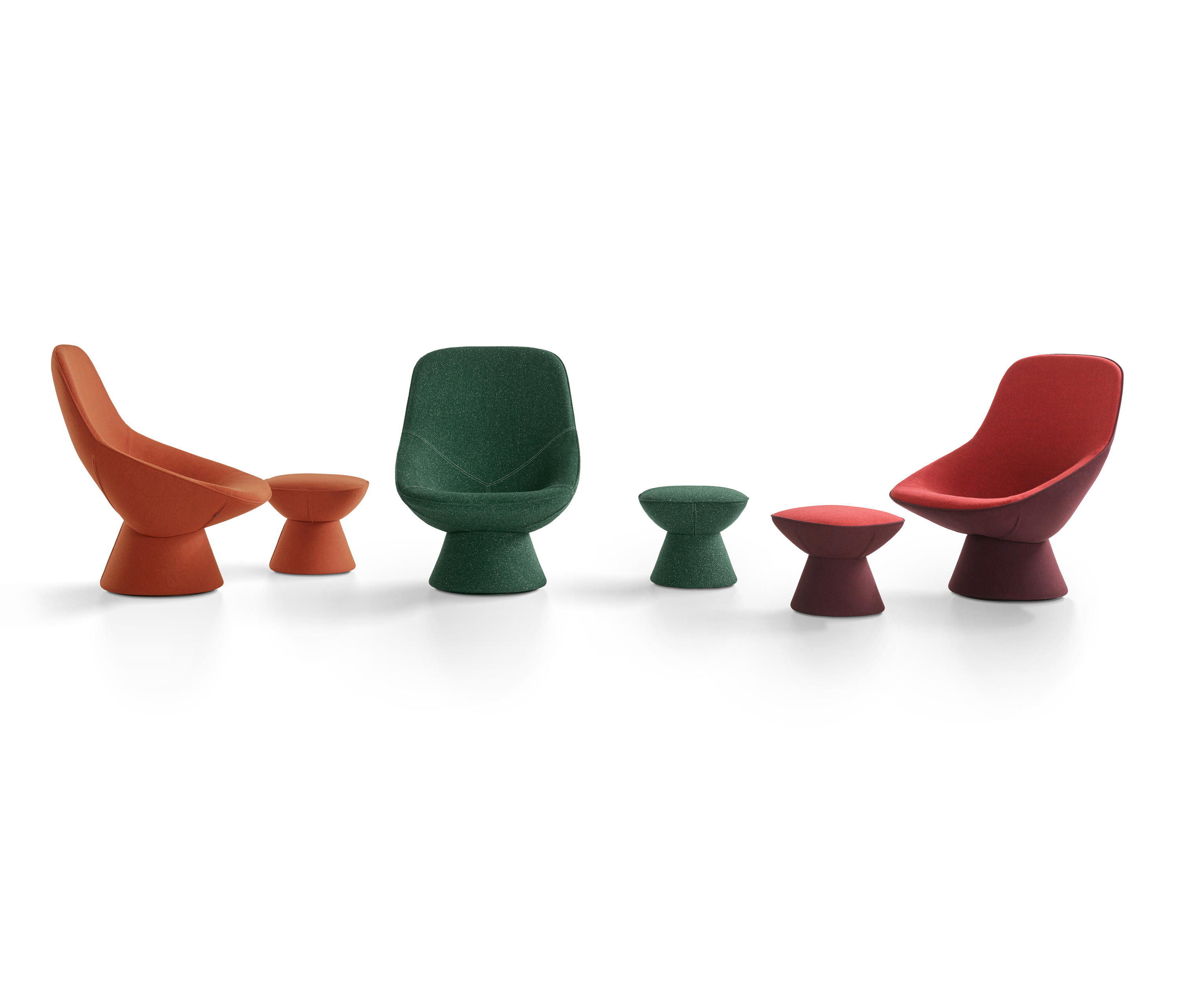 Pala Lounge by Luca Nichetto for Artifort