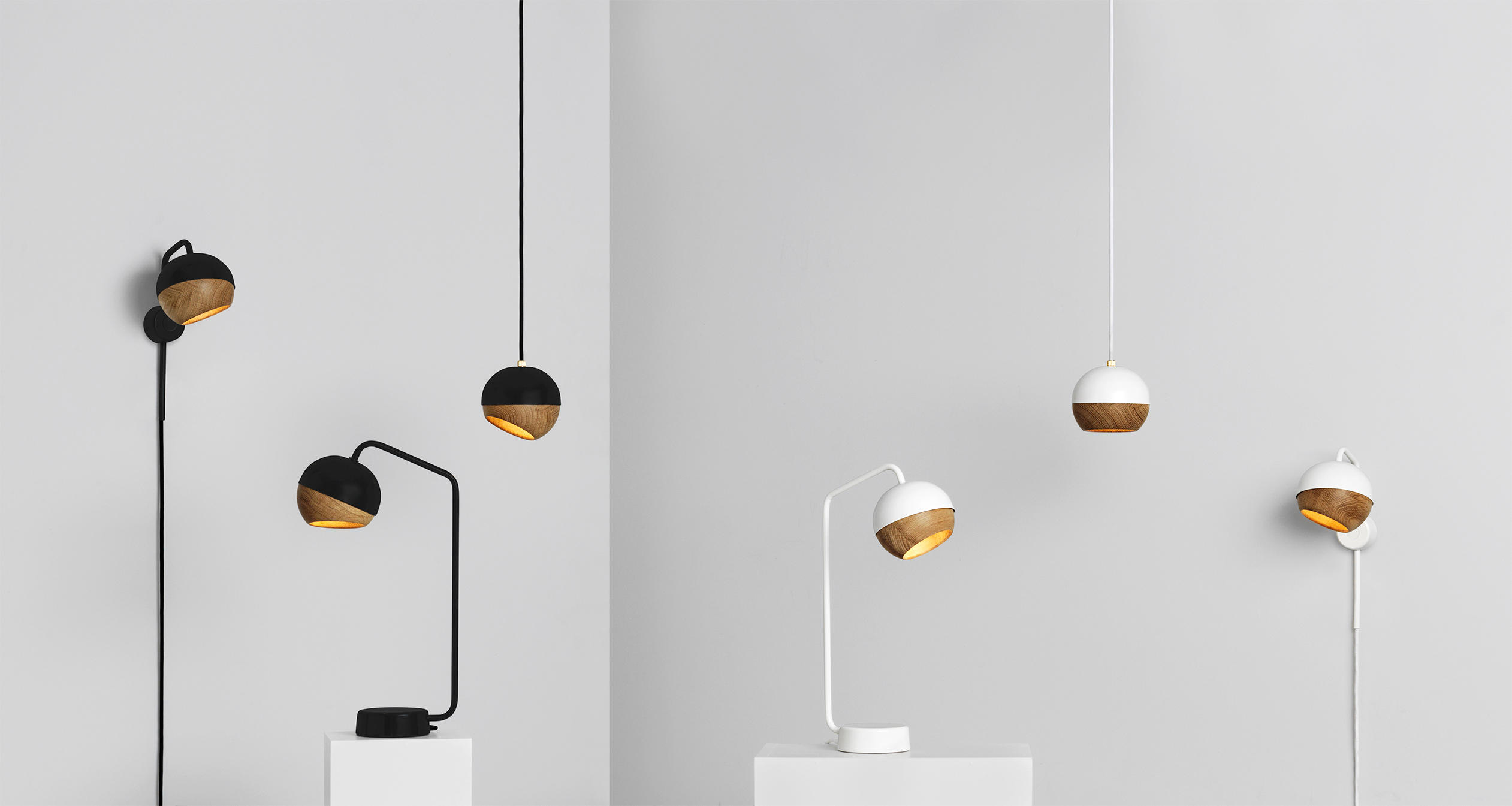 Ray Lamps by PEDERJESSEN for Mater