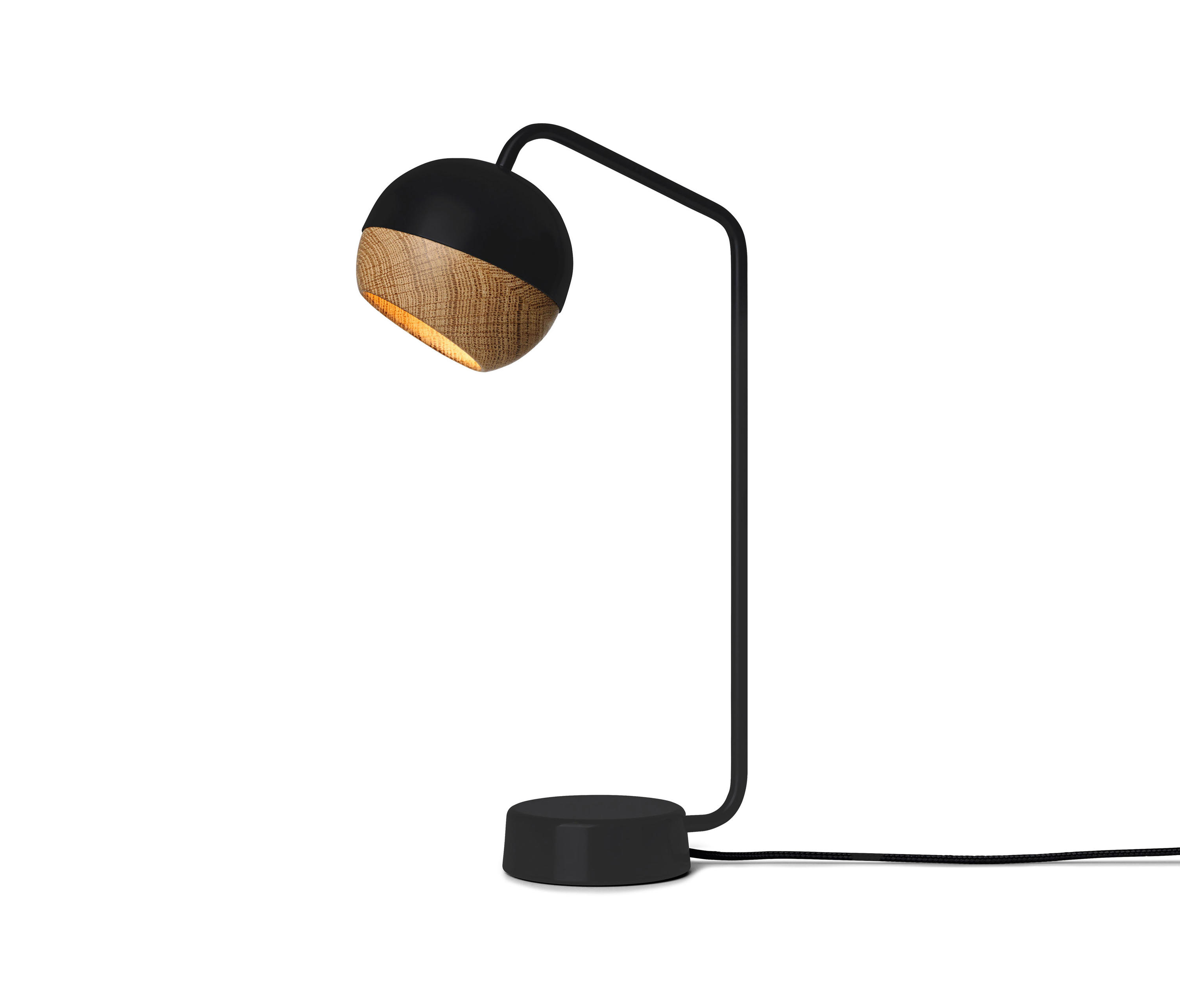 Ray Table Lamp by PEDERJESSEN for Mater