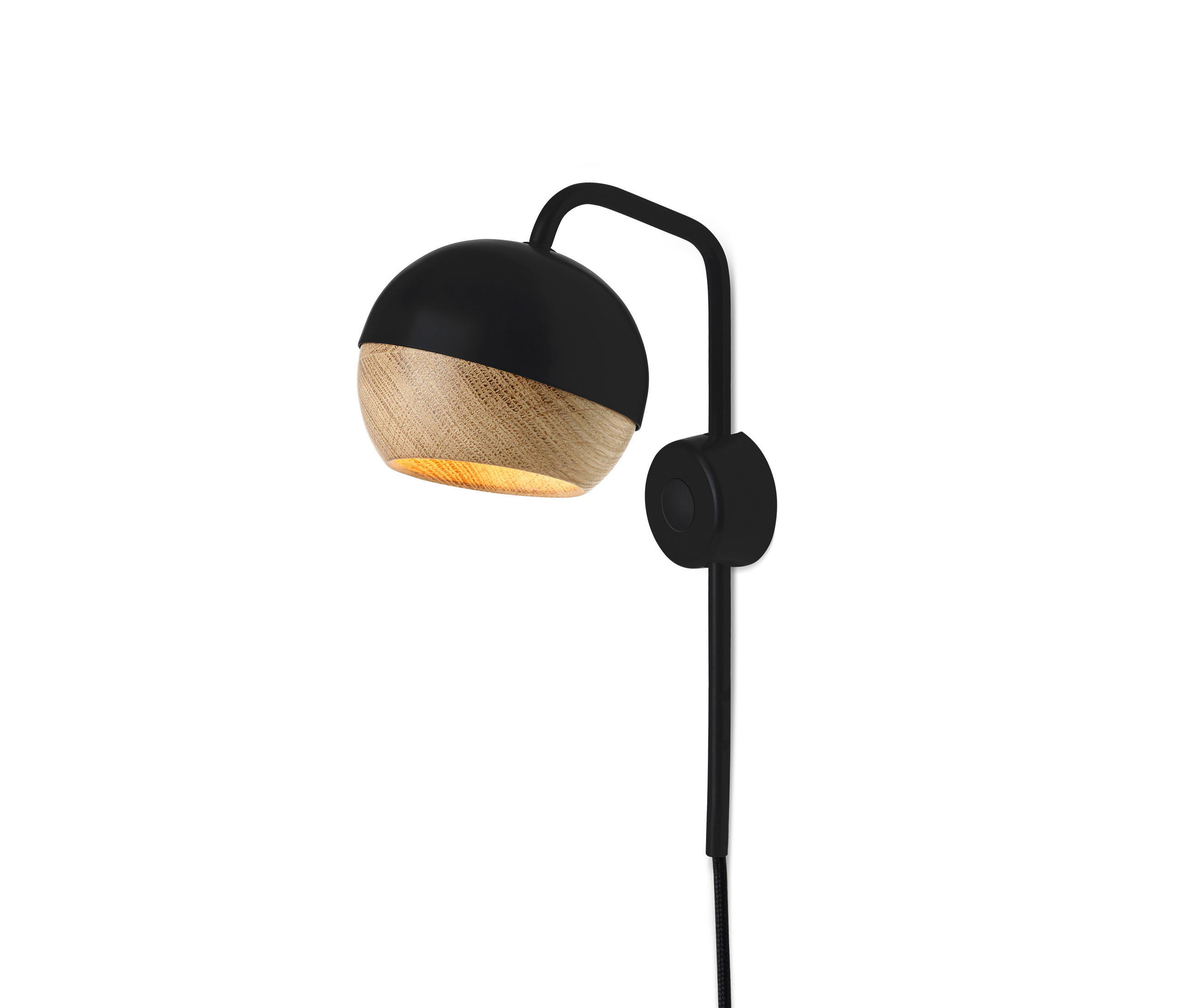 Ray Wall Lamp by PEDERJESSEN for Mater