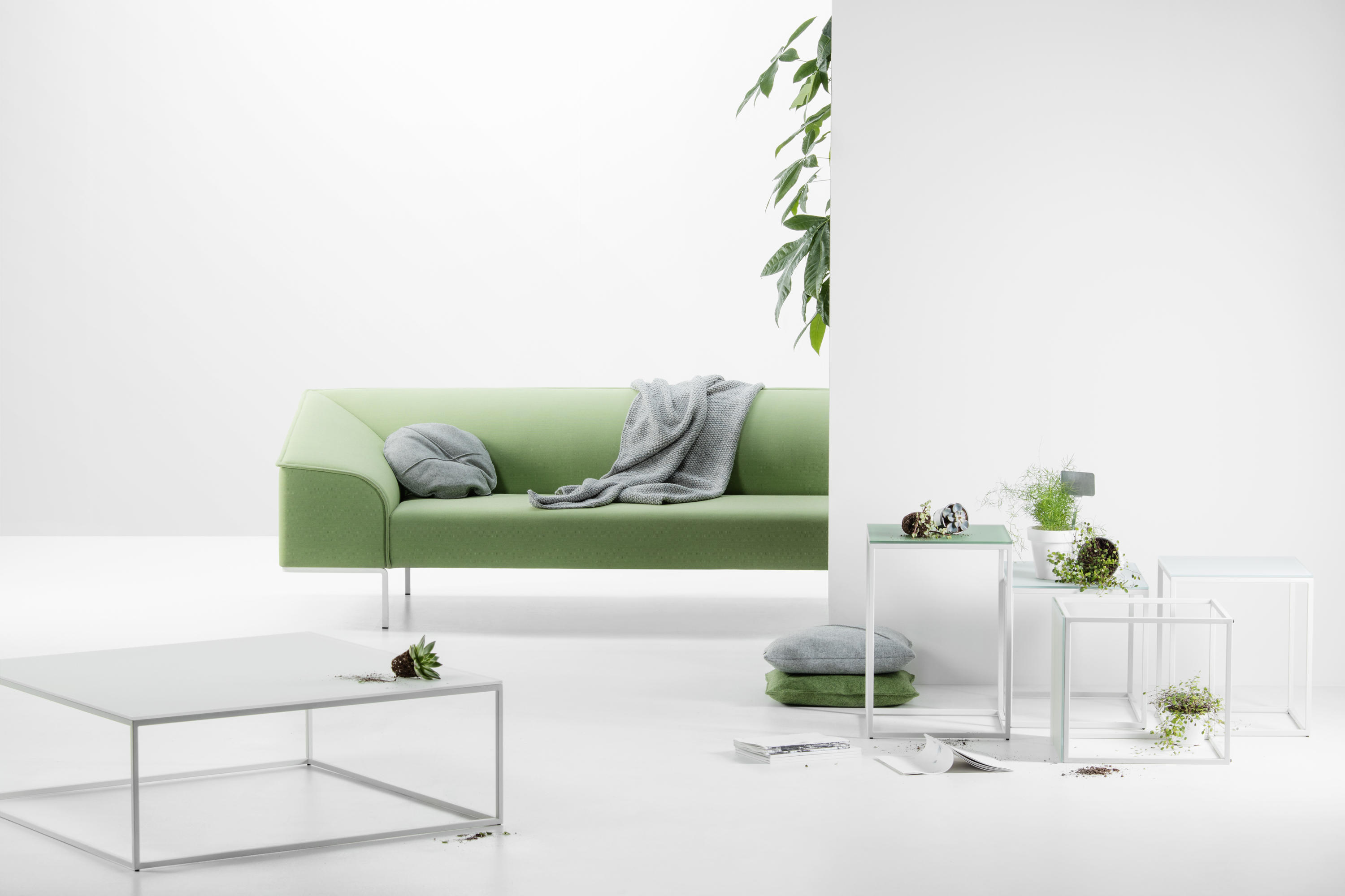 Seam Seating Collection by Prostoria