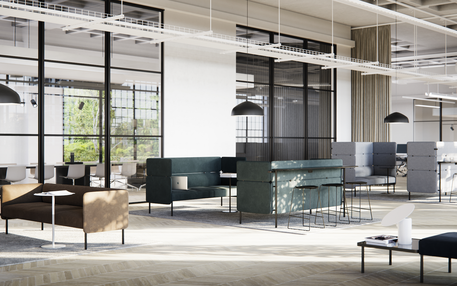Adapt Seating Collection by Ross Gardam
