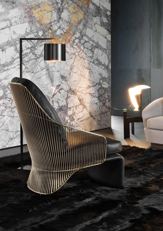 Colette Armchair By Minotti Sohomod Blog