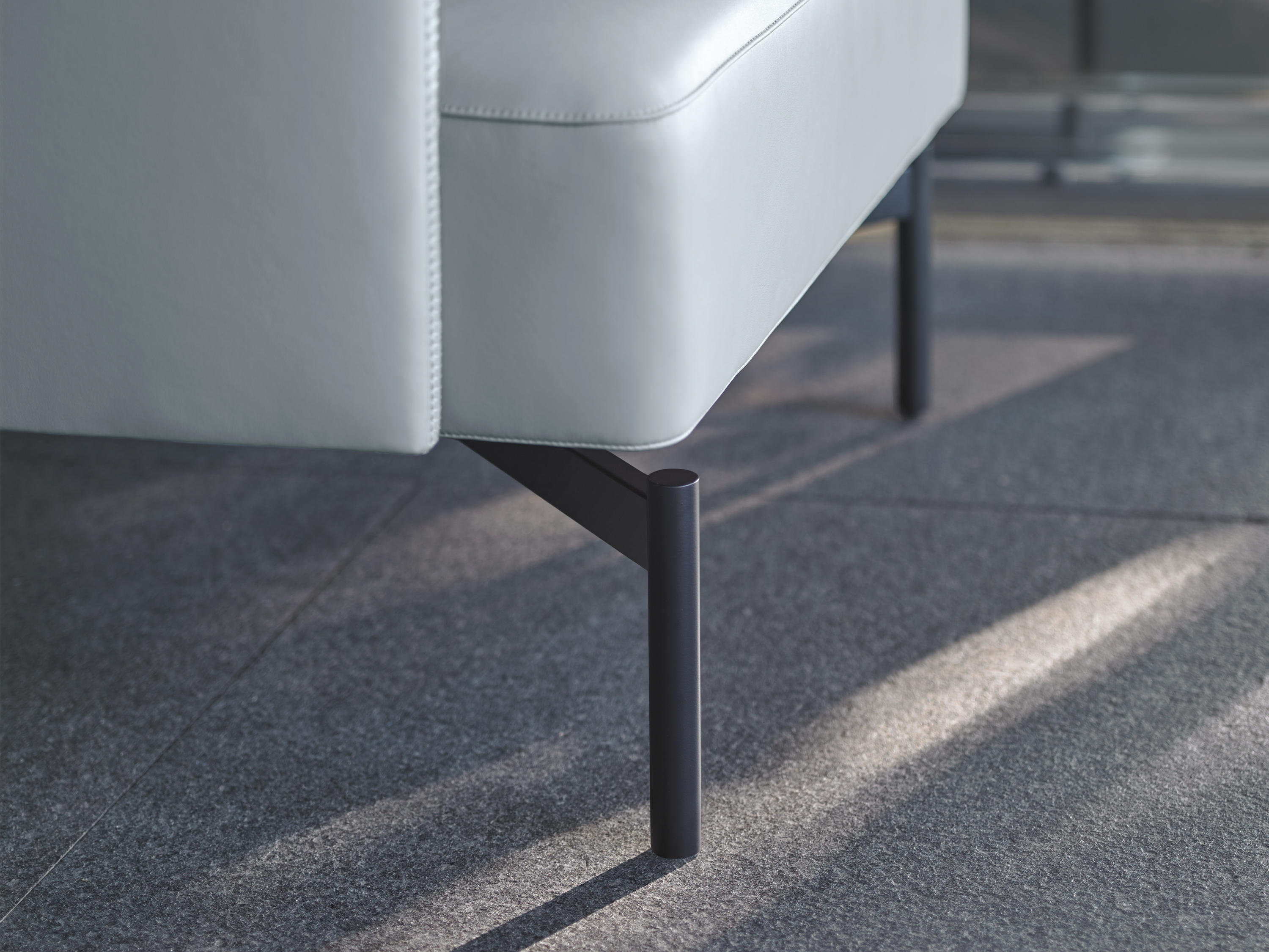 Finale Seating Collection by Charles Pollock for Bernhardt Design