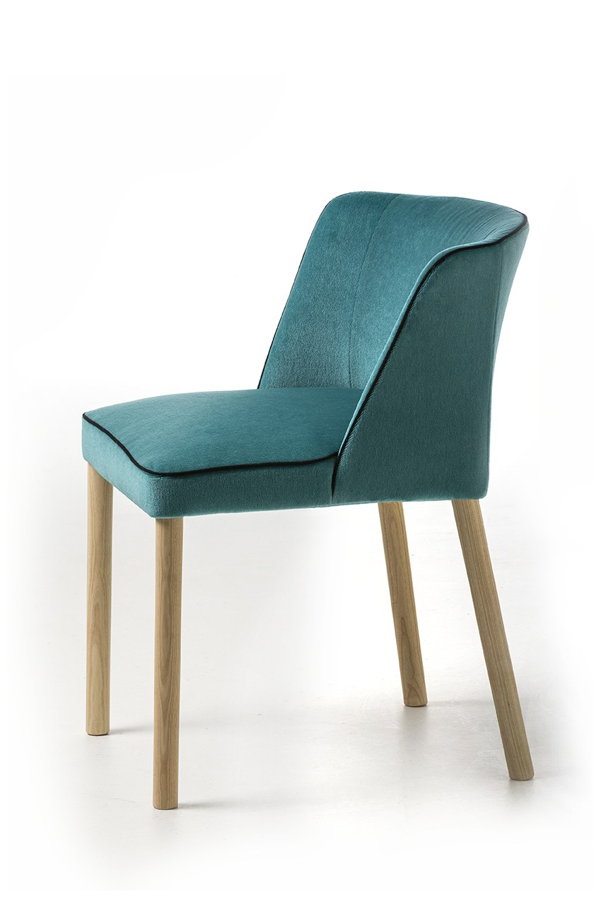 Virginia Chairs by Ludovica + Roberto Palomba for Arrmet