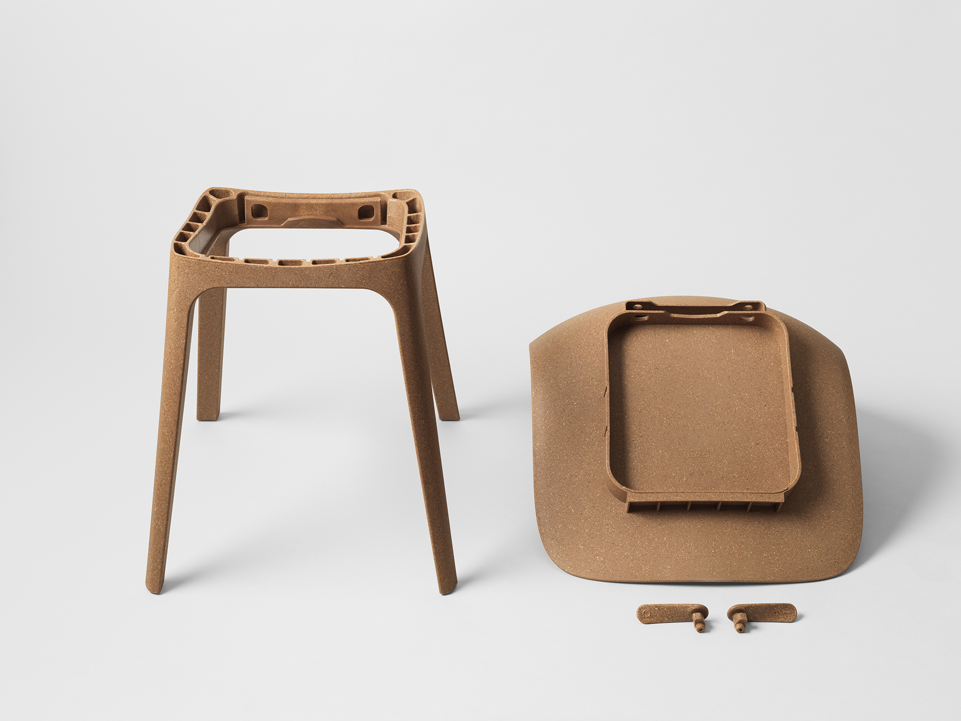 Odger Chair by Form Us With Love & Ikea