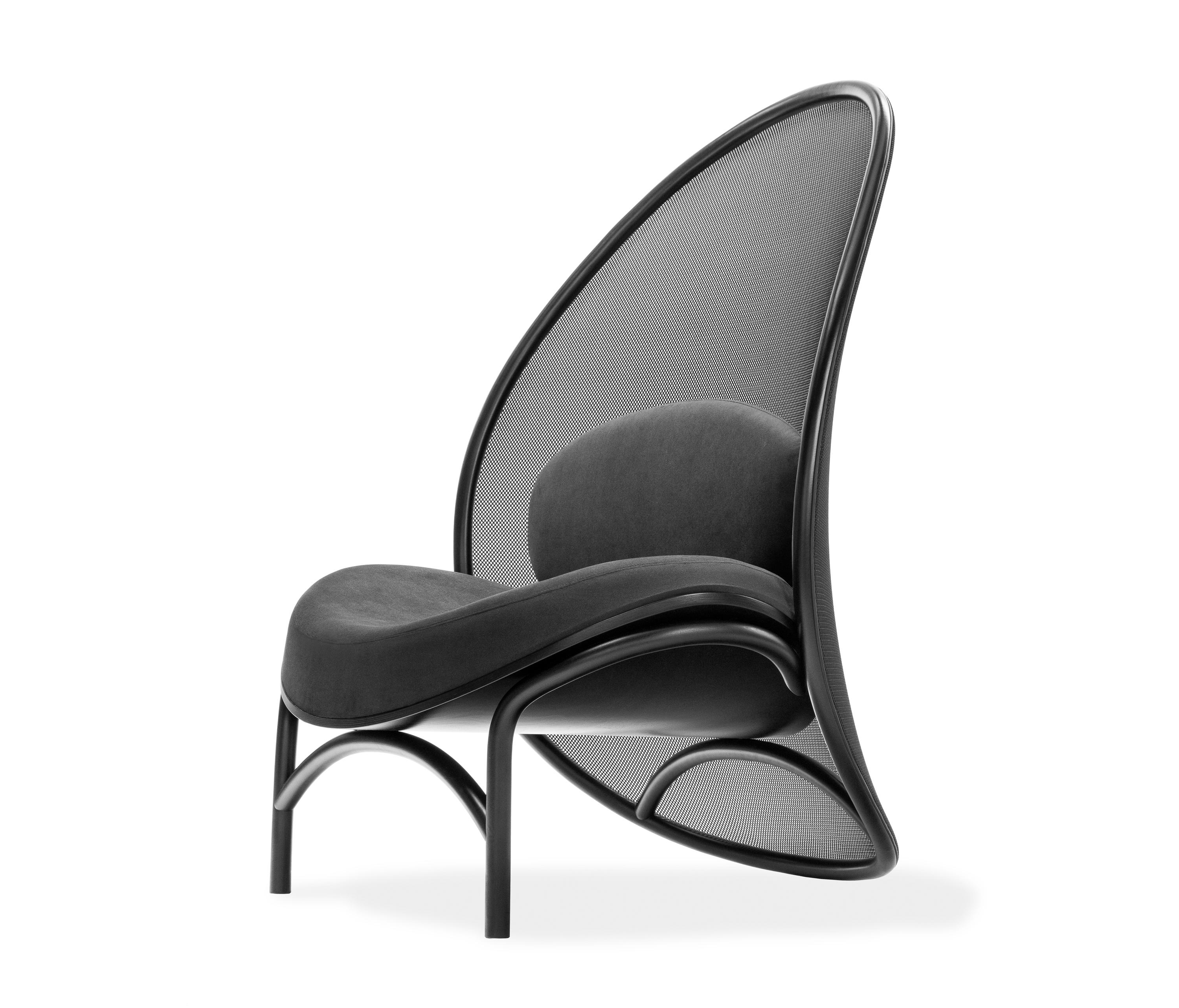 Chips Lounge Chair by Lucie Koldová for TON