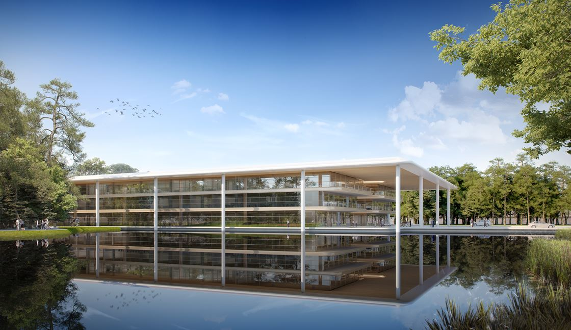 New PGA TOUR Headquarters in Ponte Vedra Beach, Florida by Foster + Partners