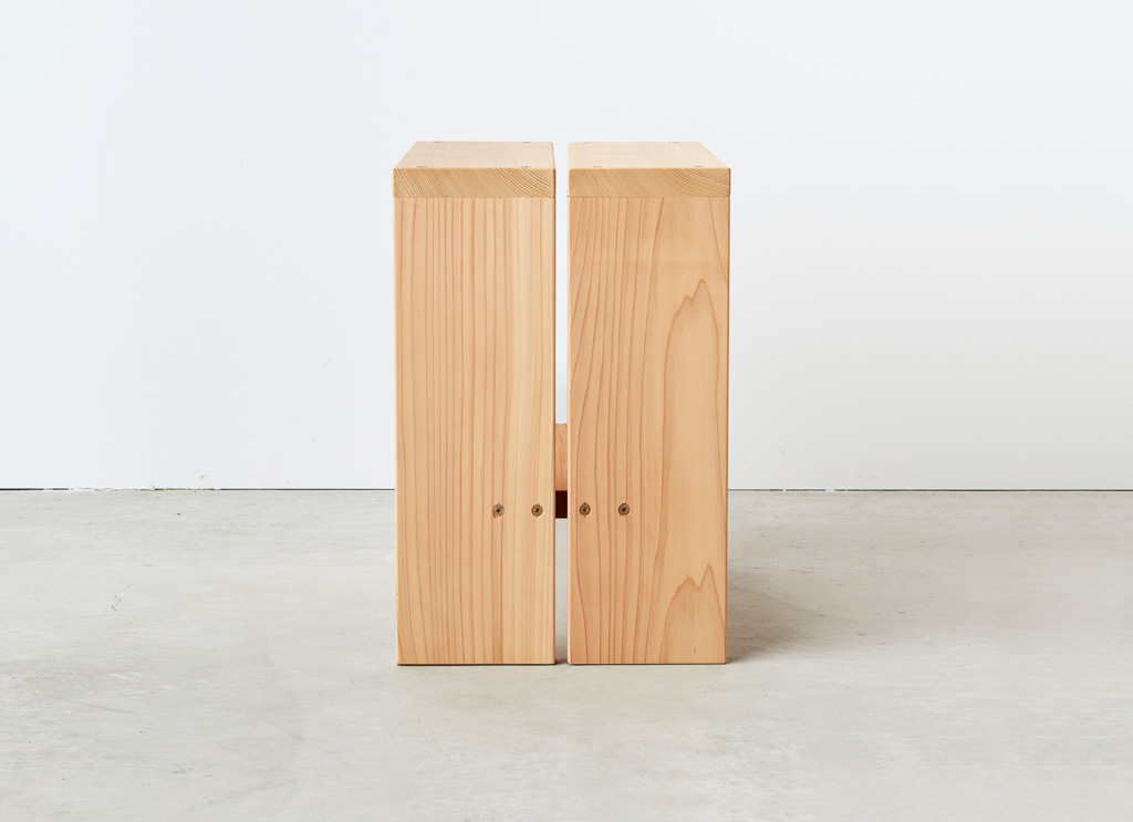 Stand Stool by Torafu Architects