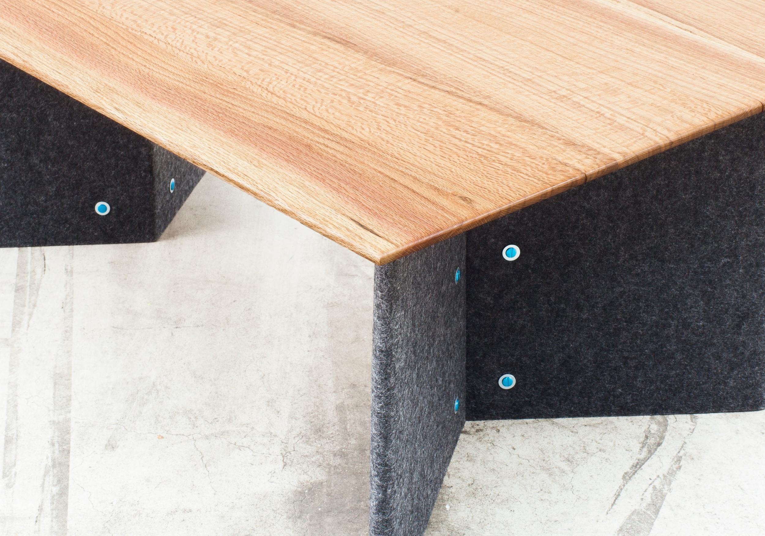Orientation Coffee Table by Elliot Bastianon
