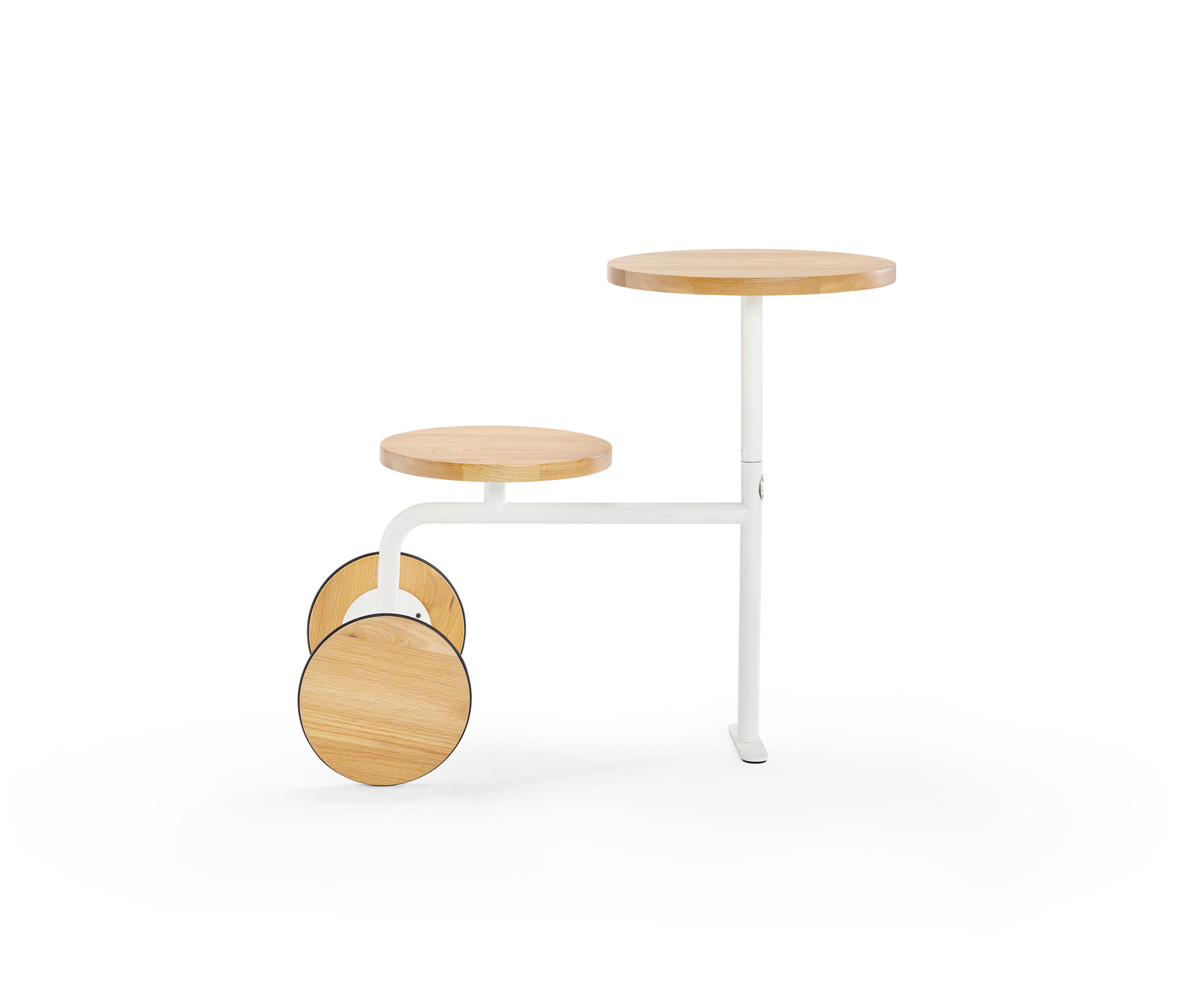 Valet Side Table by Les Basic