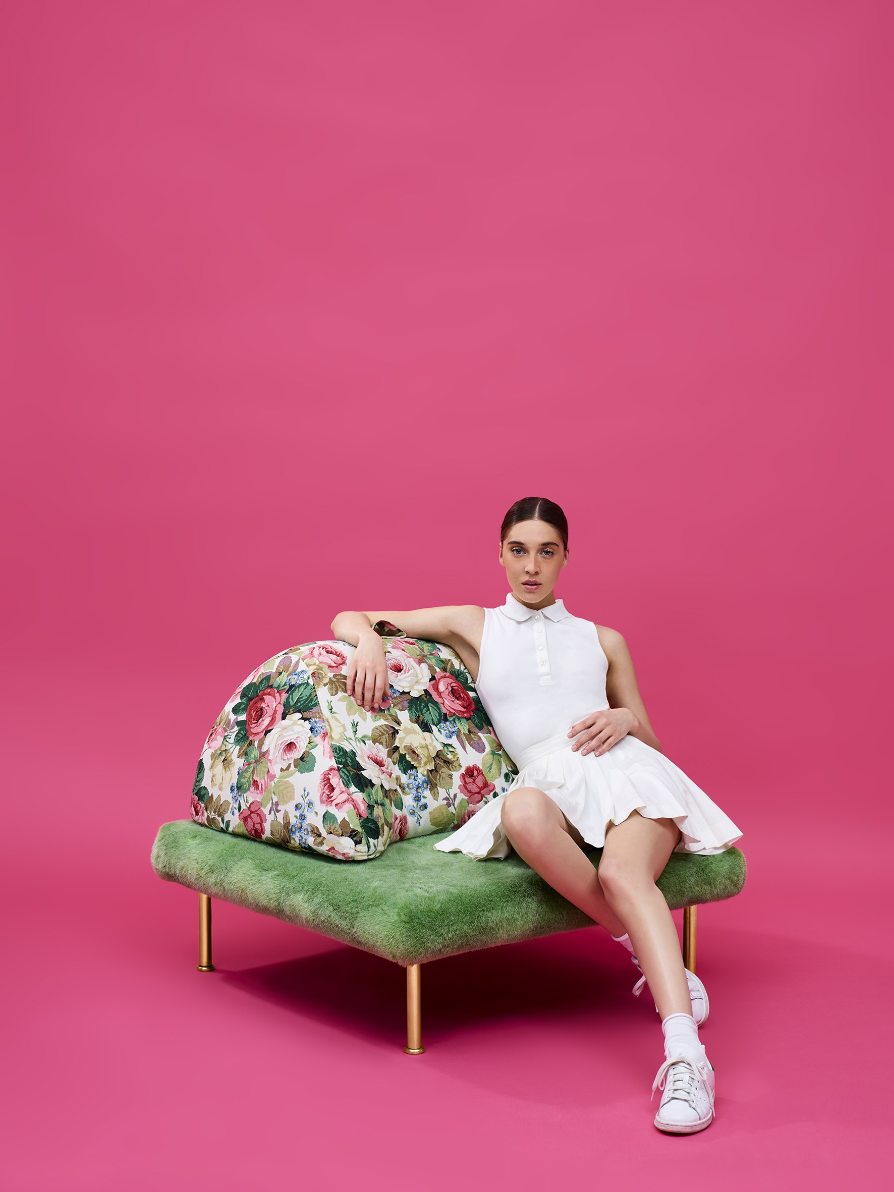 Wimbledon Armchair by Gufram