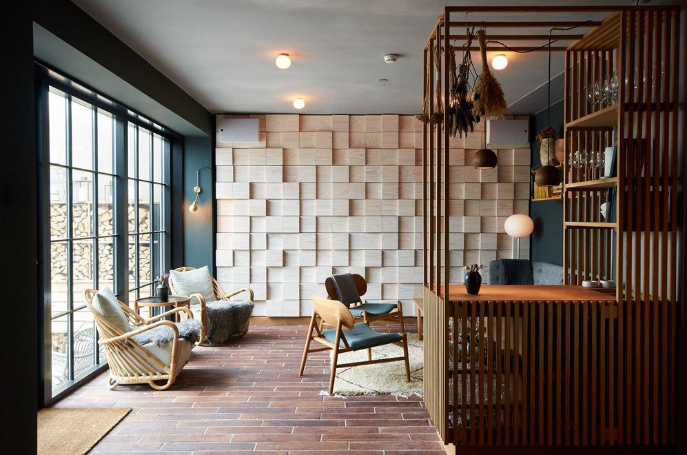 Kadeau Copenhagen Restaurant in Copenhagen, Denmark by OeO
