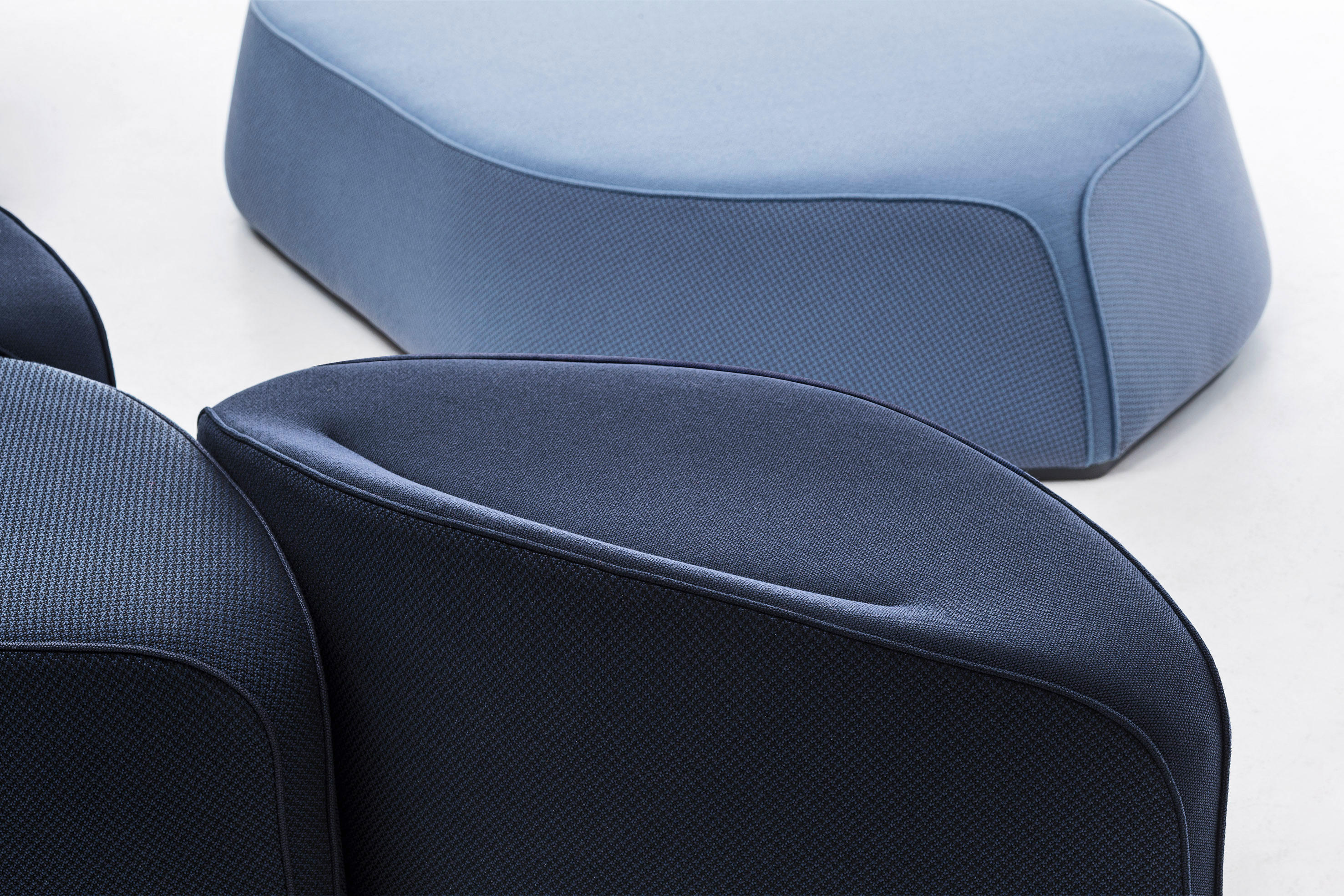 Waves Seating Collection by Constance Guisset for LaCividina