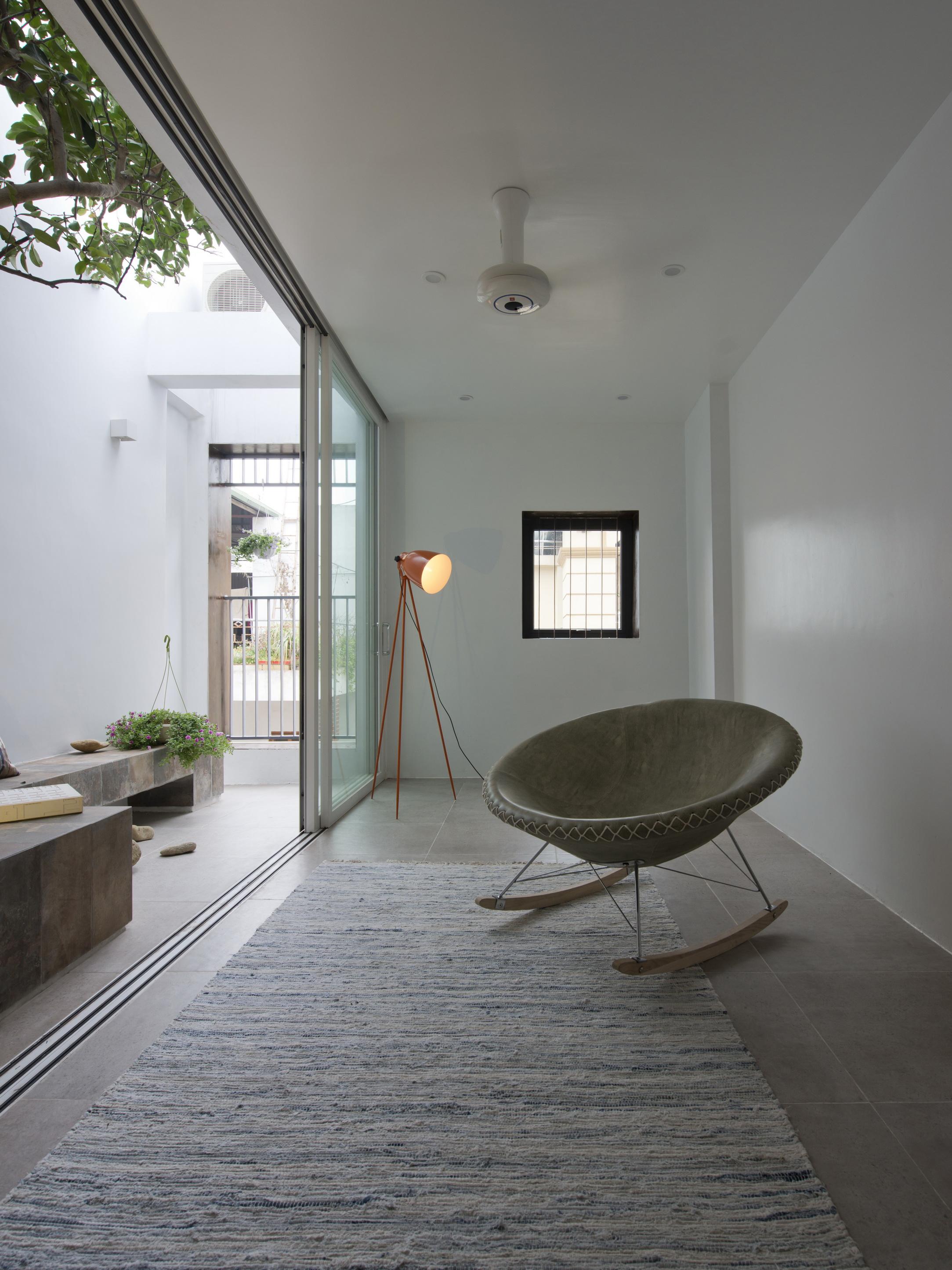 QT House in Hanoi, Vietnam by Landmak Architecture