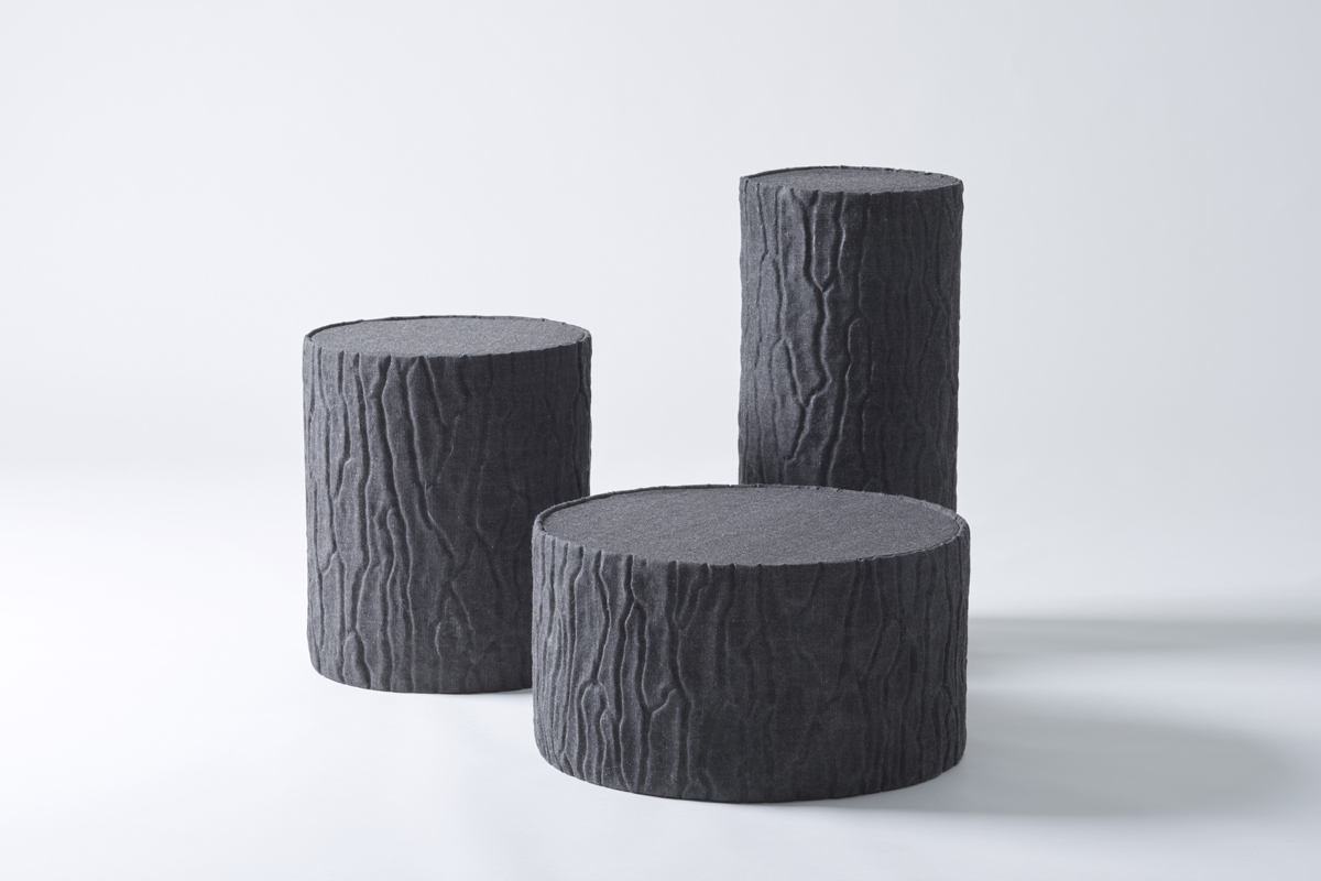 Trunk Stools by YOY