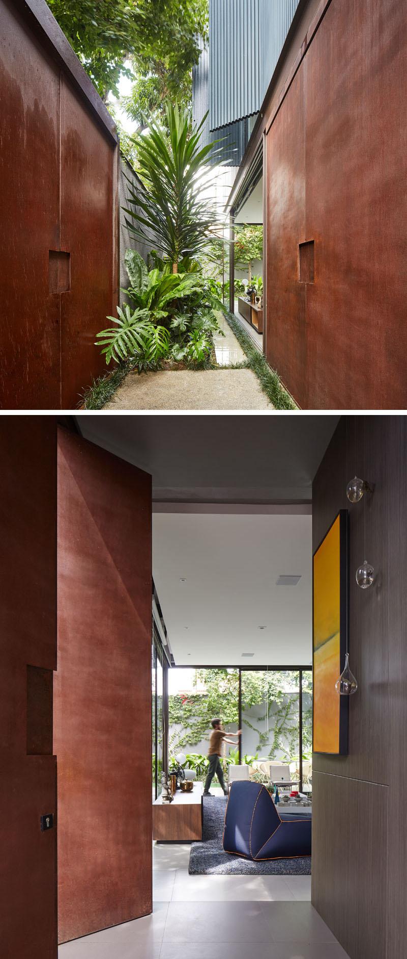 Box House in São Paulo, Brazil by FCStudio