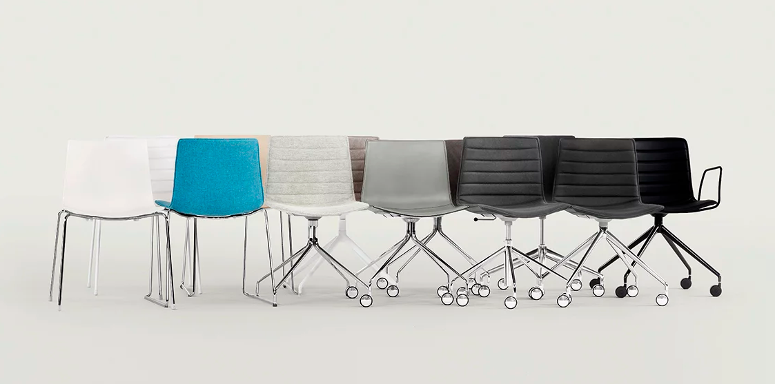 Catifa 46 Chair by Lievore Altherr Molina