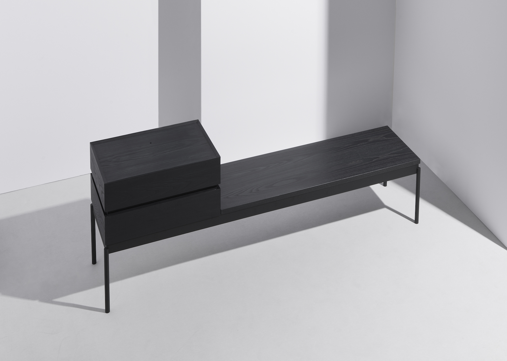Recess Collection by Earnest Studio for Furnishing Utopia