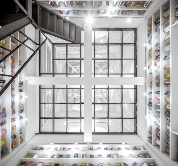 Zhongshu Bookstore by Wutopia Lab