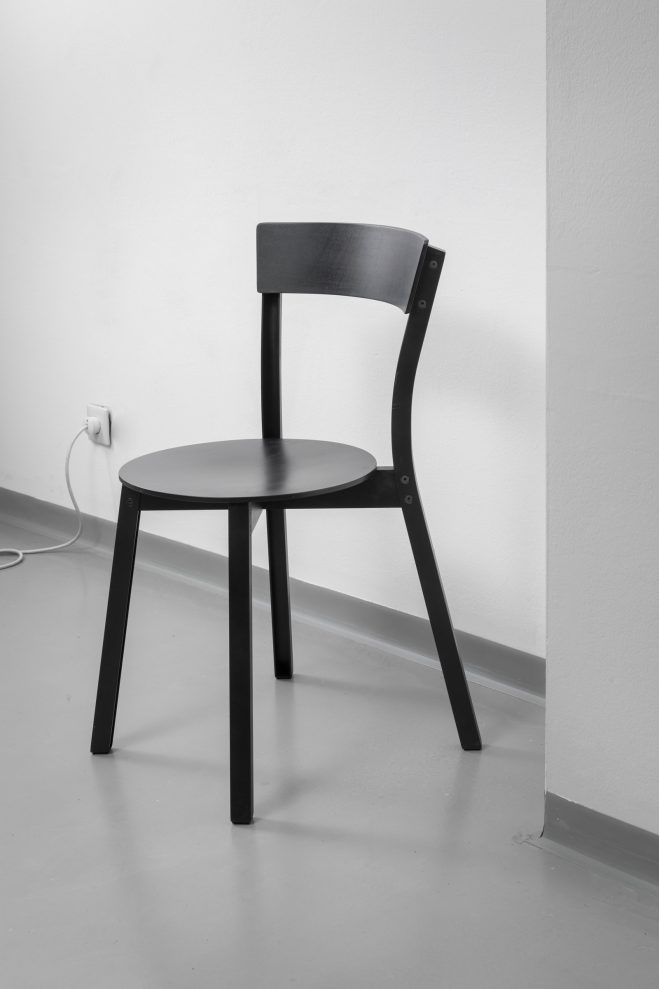 Channel Chair by Klemens Schillinger