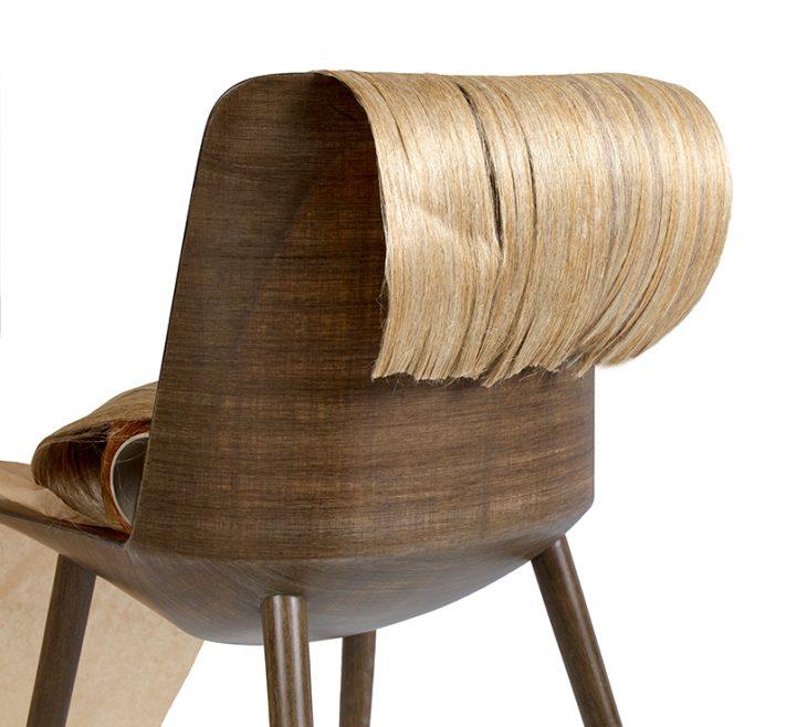 Jin Chair by Jin Kuramoto for OFFECCT
