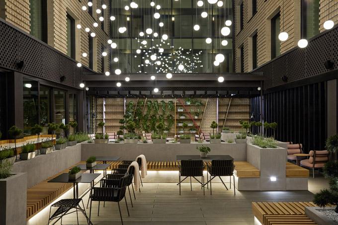 PURO Hotel in Kraków Kazimierz by ASW Architects and Conran & Partners