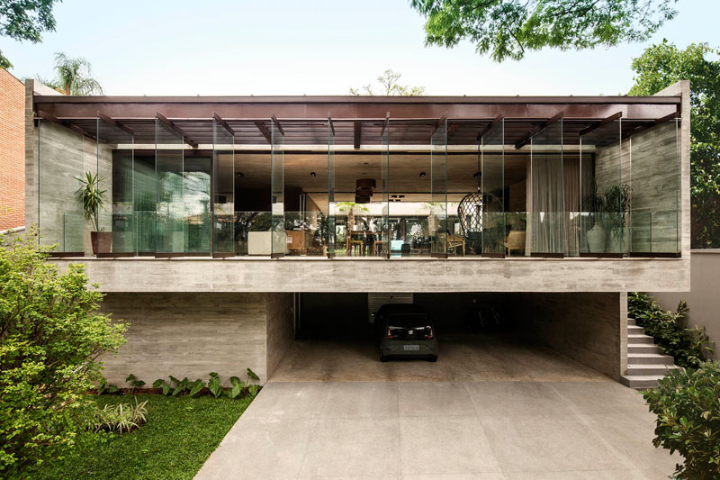 The Jardins Residence by Drucker Architecture