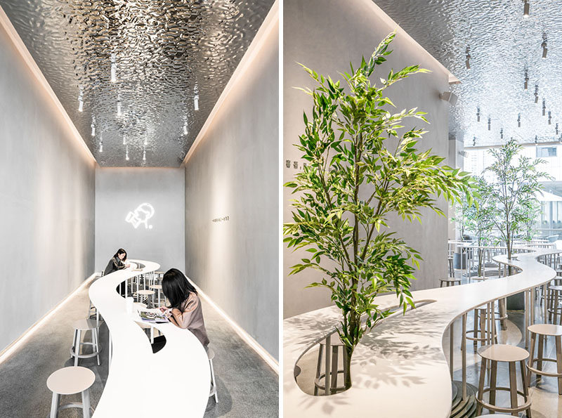 Three Tea Shops in China by A.A.N ARCHITECTS