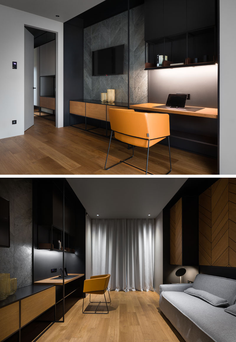 Villa 118 in Kiev, Ukraine by Denis Rakaev of D E N R A K A E V