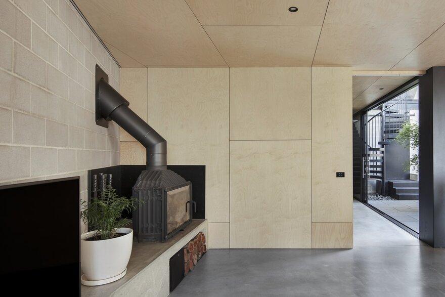 Skyline Home by Lachlan Shepherd Architects in Lorne, Victoria, Australia