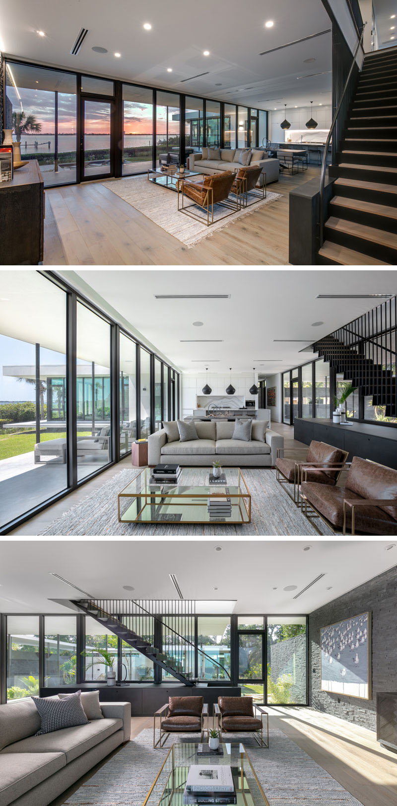 The SeaThru House by Sweet Sparkman Architects