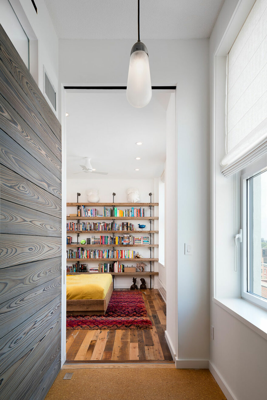 Industrial Loft Apartment in Chelsea, Manhattan, New York City