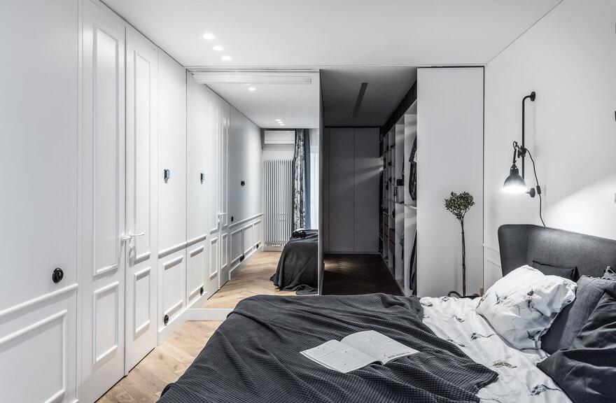 Modern Loft Apartment by Dizaino Virtuve in Vilnius, Lithuania