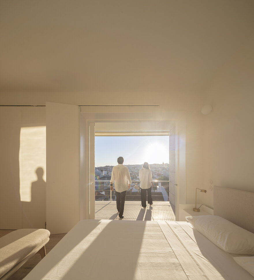 Modern Chiado Apartment by Rar Studio in Lisbon, Portugal