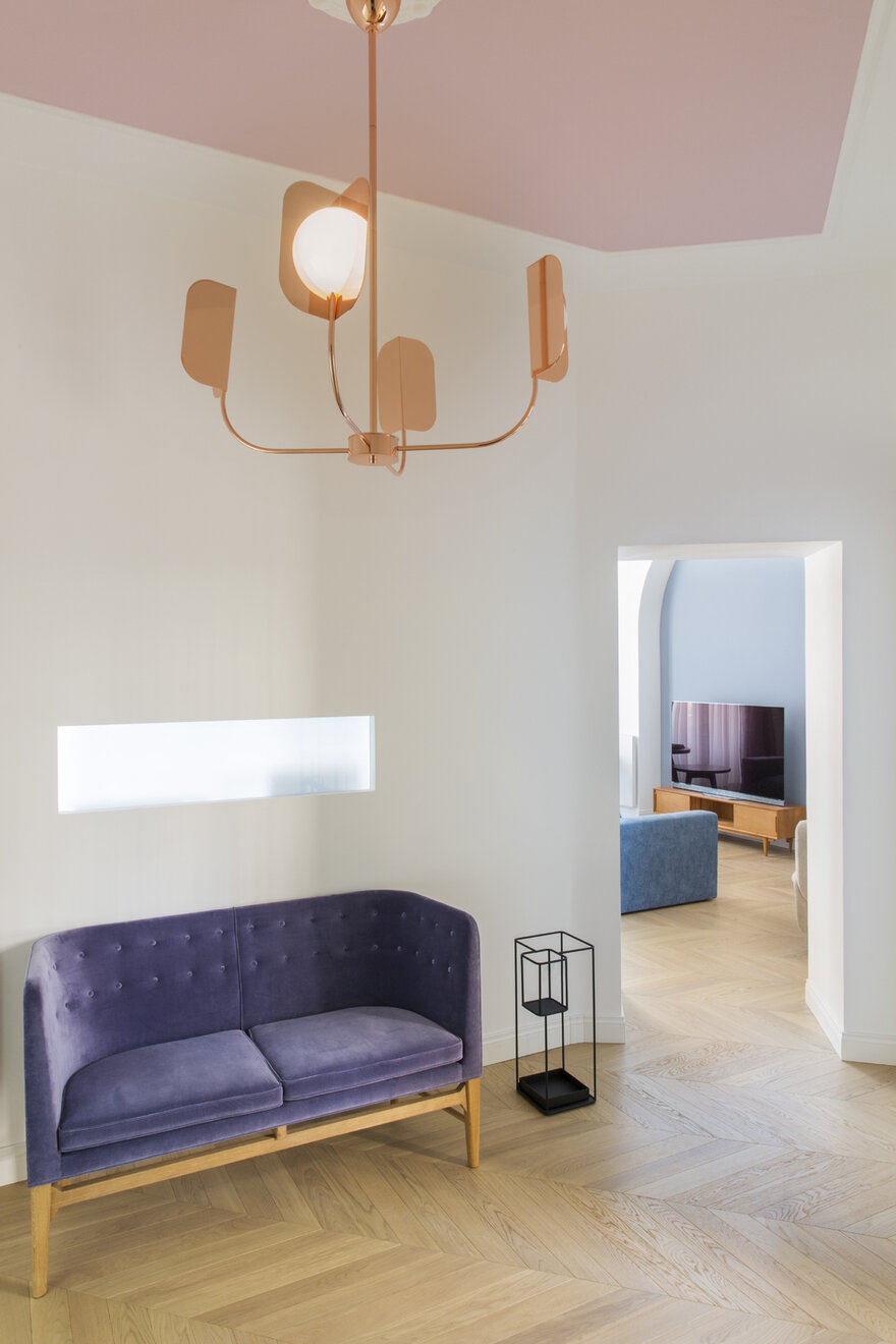 New Roman Home by Filippo Bombace in Rome, Italy