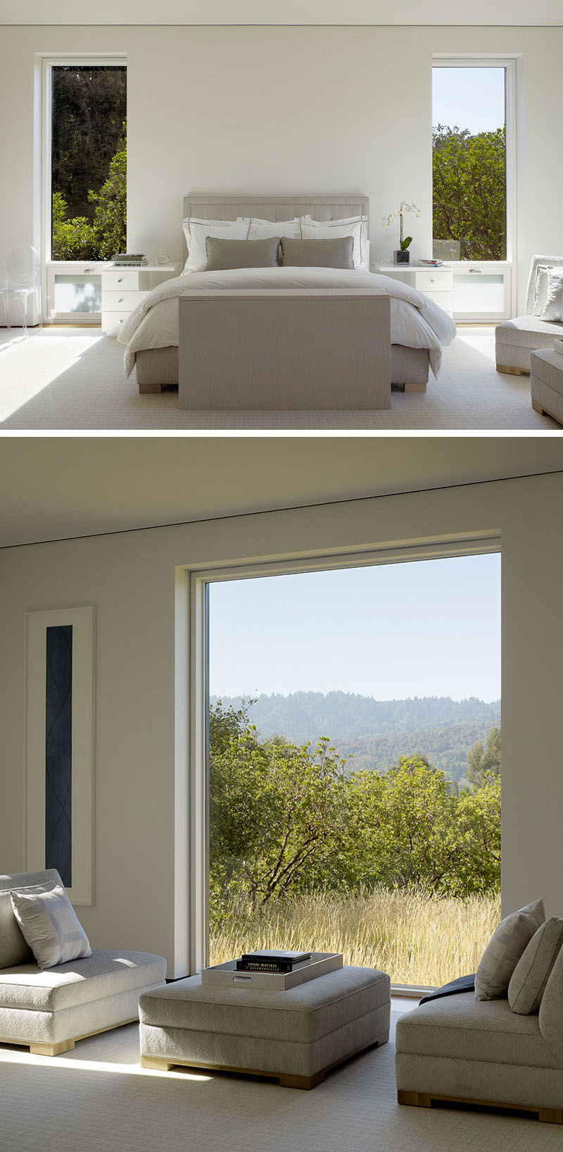 The Portola Valley Barn by Walker Warner Architects in California, USA