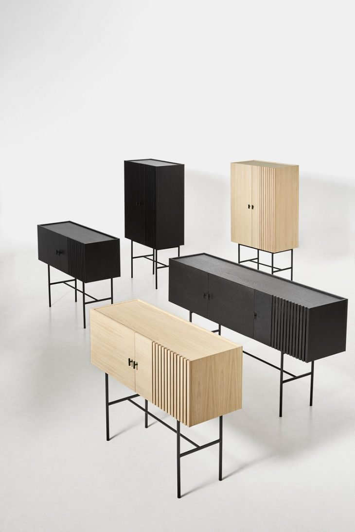 Array Sideboards by Says Who for Woud