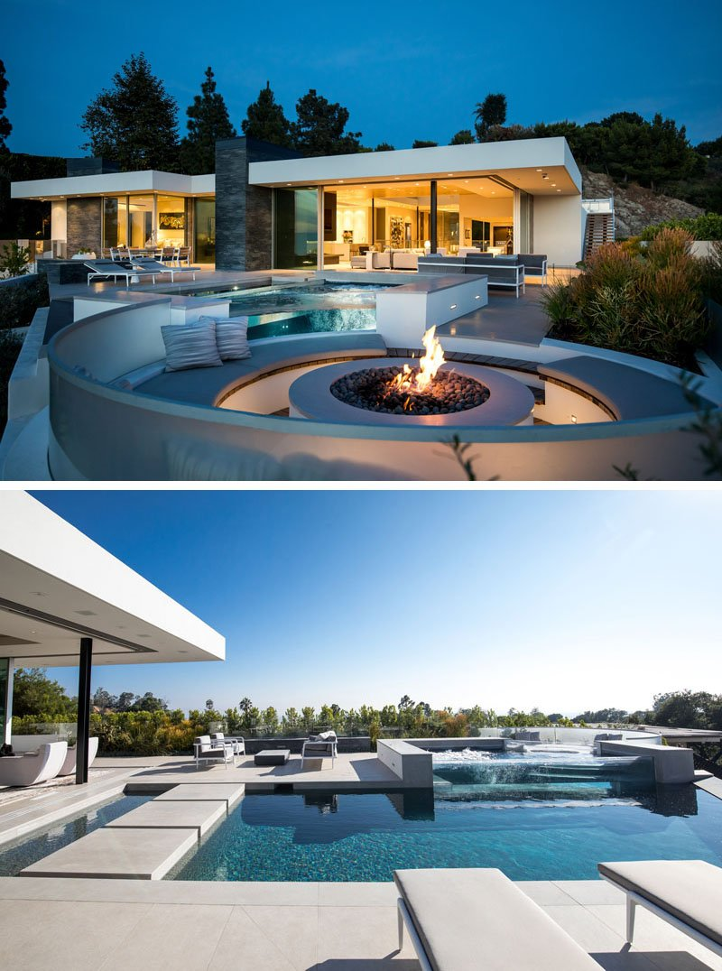 Carla Ridge by Whipple Russell Architects in Beverly Hills, California