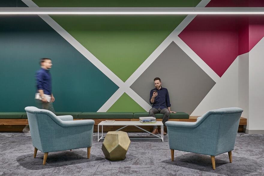 Cisco Meraki Office Extension by Studio O+A in San Francisco, California, United States