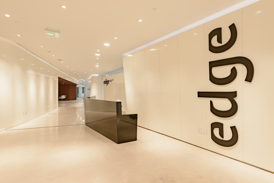 Edge Innovation Center by YLAB Arquitectos Barcelona in Cairo, Egypt