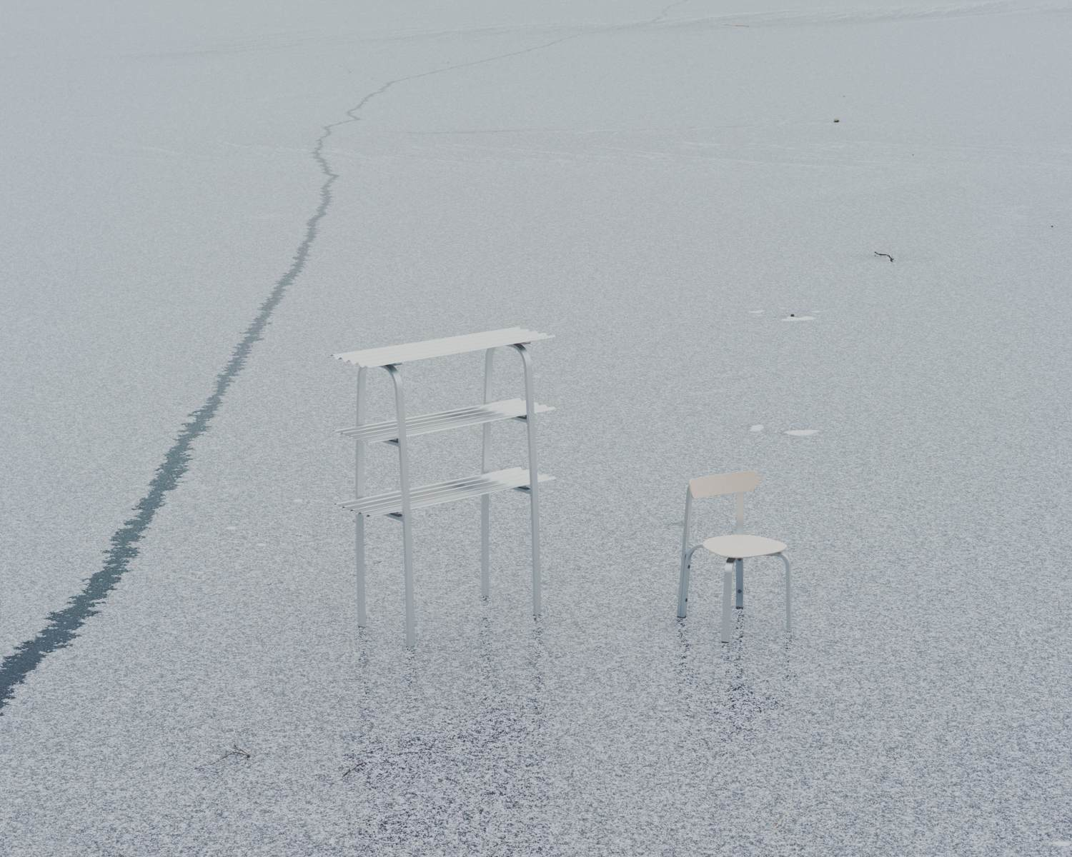 """Minimalist Furniture Collection """"No.7"""" Project by Tao & Jin"""